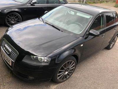 brugt Audi A3 Sportback 2,0 TFSI Quattro
