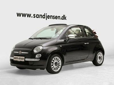 używany Fiat 500C 1,2 Popstar