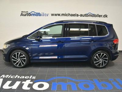 begagnad VW Touran 1,4 TSi 150 Comfortline DSG BMT