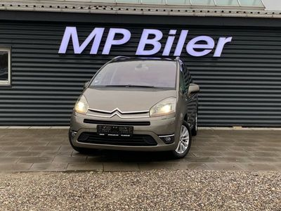 brugt Citroën Grand C4 Picasso 2,0 16V Exclusive aut.