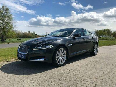 used Jaguar XF 2,2 D S Premium Luxury aut.