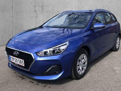 brugt Hyundai i30 Cw 1,0 T-GDI Life Komfort 120HK Stc