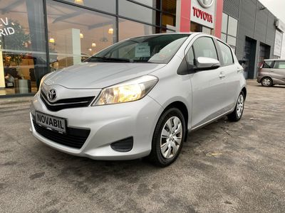 brugt Toyota Yaris 1,0 VVT-I T2 Touch 69HK 5d A+
