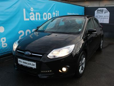 brugt Ford Focus 1,0 SCTi 125 Edition ECO 5d