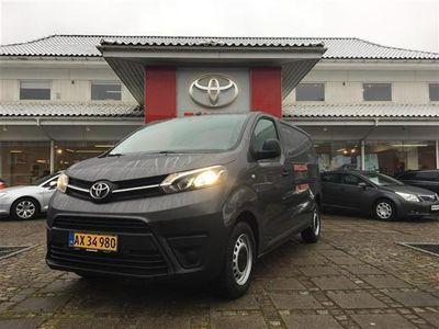 brugt Toyota Proace L0H1 2,0 D T2 120HK Van 6g