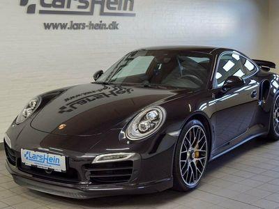 usado Porsche 911 Turbo S 3,8 Coupé PDK