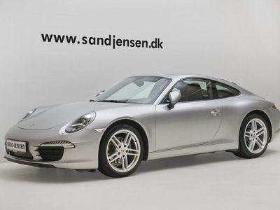 brugt Porsche 911 Carrera 3,4 Coupé PDK