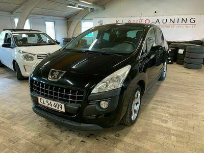 brugt Peugeot 3008 1,6 THP 156 Premium