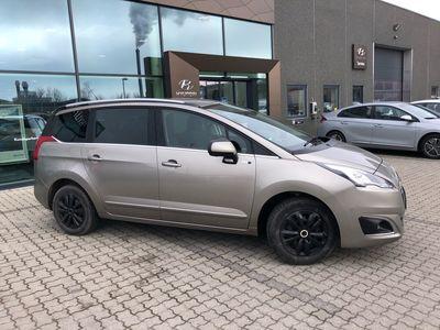 brugt Peugeot 5008 1,6 BlueHDi Style EAT6 120HK 6g Aut. A+