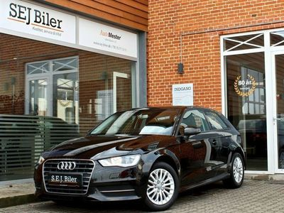 used Audi A3 1,6 TDi Ultra Attraction 110HK 3d