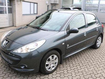 gebraucht Peugeot 206+ 1,4 HDI Generation 70HK 5d - Personbil - Gråmetal