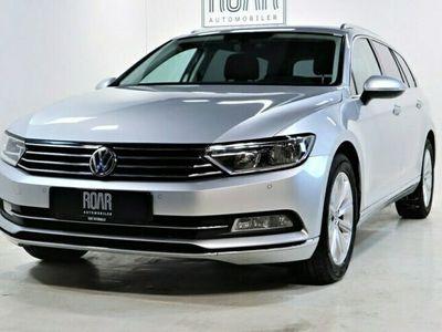 brugt VW Passat 2,0 TDi 150 High+ Vari. DSG 5d