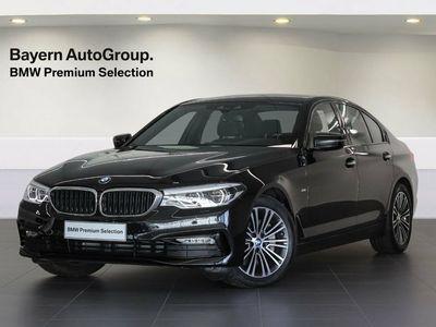 used BMW 530 d 3,0 aut.