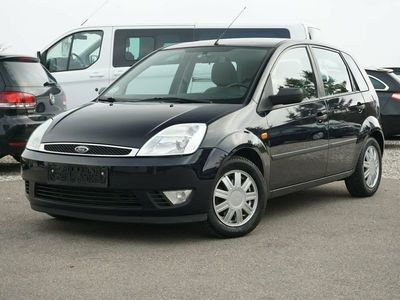 used Ford Fiesta 1,6 Ghia aut.