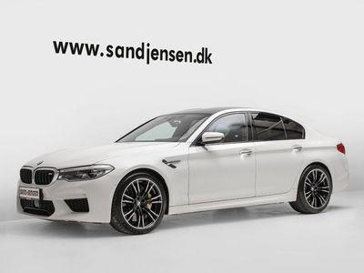 brugt BMW M5 4,4 xDrive aut.