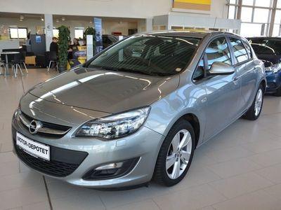 brugt Opel Astra 4 T 140 Enjoy