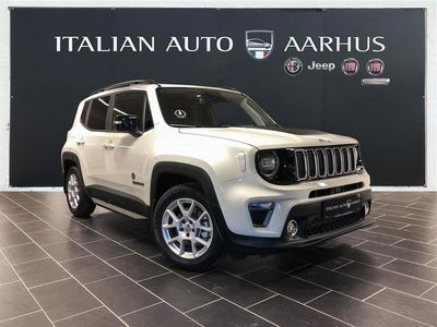 brugt Jeep Renegade 1,3 Turbo Limited DCT 150HK 5d 6g