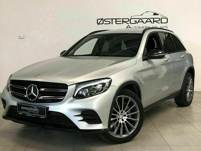 brugt Mercedes GLC250 d 2,2 AMG Line aut. 4Matic