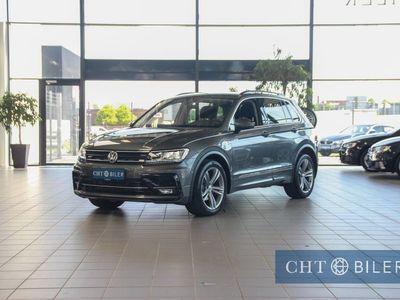 brugt VW Tiguan 2,0 TDi 150 Highline DSG