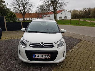 brugt Citroën C1 1.0 VTi 72 hk 5D