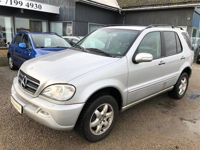 used Mercedes ML500 5,0 4x4 292HK Van Aut.