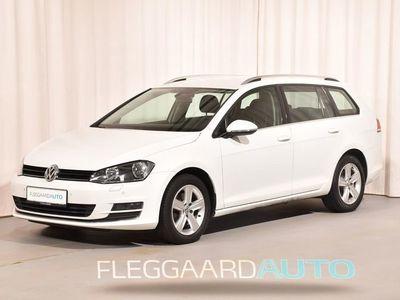 brugt VW Golf Variant 2,0 TDI BMT Highline 150HK Stc 6g