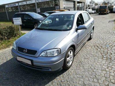 brugt Opel Astra 1.6