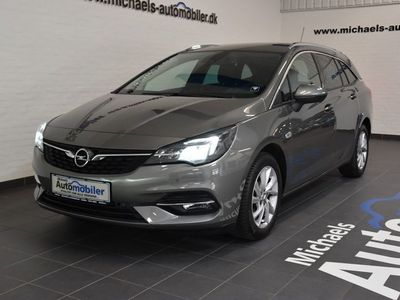 brugt Opel Astra 2 T 110 Edition ST