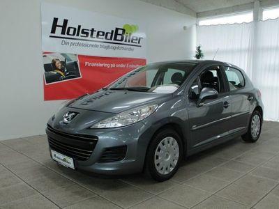 brugt Peugeot 207 1,6 HDi 90 Comfort+