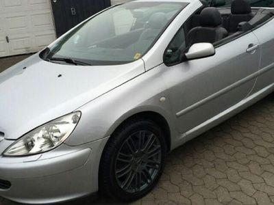brugt Peugeot 307 CC 2.0 136 HK