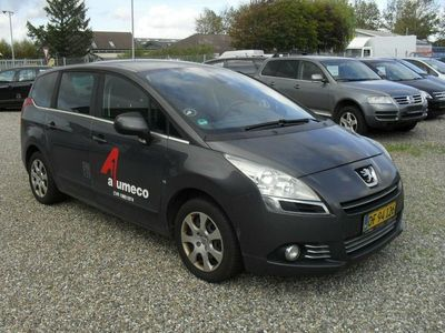brugt Peugeot 5008 1,6 HDi 109 Premium Van