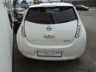 brugt Nissan Leaf el EL Acenta 24 kWh 109HK 5d Aut.