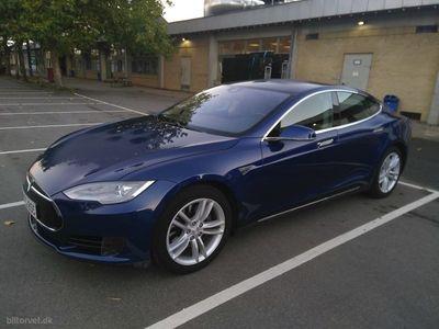 brugt Tesla Model S 70 el EL 320HK 5d Aut.