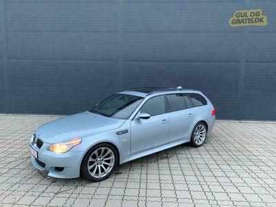 brugt BMW M5 E61Touring