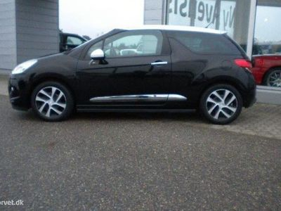 brugt Citroën DS3 1,6 e-HDi Style 92HK 3d