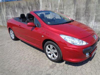 brugt Peugeot 307 CC 2,0 140HK Cabr.