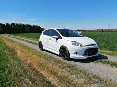 brugt Ford Fiesta 5 DØRS VAN 1,6