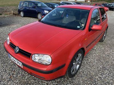 brugt VW Golf 1,6 100HK 3d
