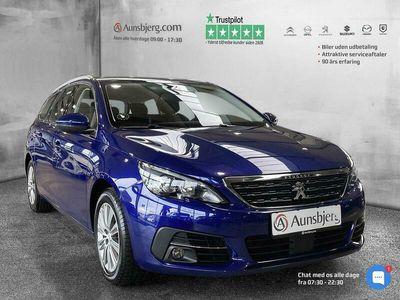 brugt Peugeot 308 SW 1,5 BlueHDi Allure EAT6 130HK Stc 6g Aut.
