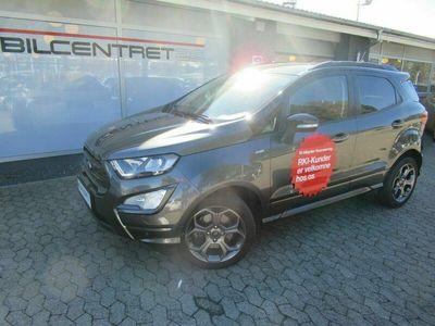 brugt Ford Ecosport 1,0 SCTi 140 ST-Line