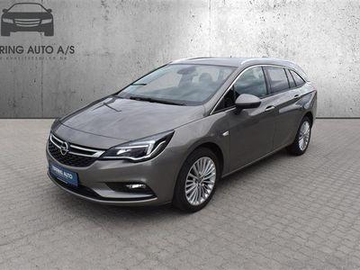 brugt Opel Astra Sports Tourer 1,6 CDTI Innovation Start/Stop 136HK Stc 6g - Personbil - Gråmetal