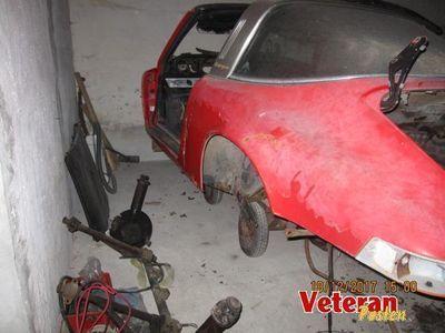 brugt Porsche 912 targa