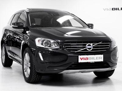 brugt Volvo XC60 2,4 D5 Summum AWD 220HK 5d 6g Aut.