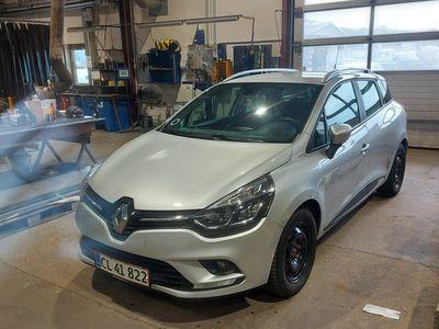 brugt Renault Clio 0.9 90 HK Zen