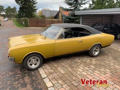 brugt Opel Commodore coupe gs origin