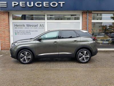 brugt Peugeot 3008 1,6 BlueHDi Allure 120HK 6g A+
