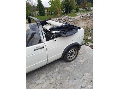 brugt VW Golf Cabriolet 1,5