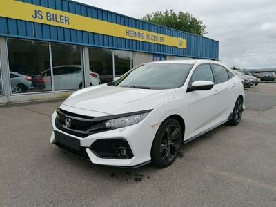 brugt Honda Civic 1,5 VTEC Turbo Sport CVT