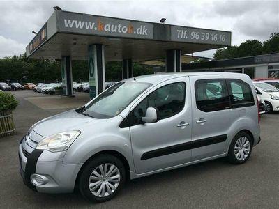 brugt Citroën Berlingo 1,6 HDI Multispace 90HK