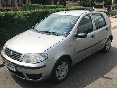 brugt Fiat Punto 1,2